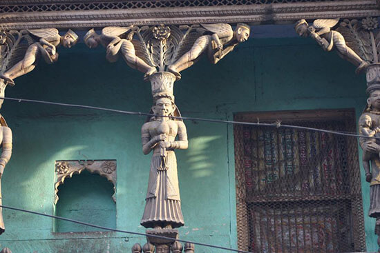 Agra City Heritage Walk Tour